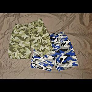 Camo Shorts Bundle!